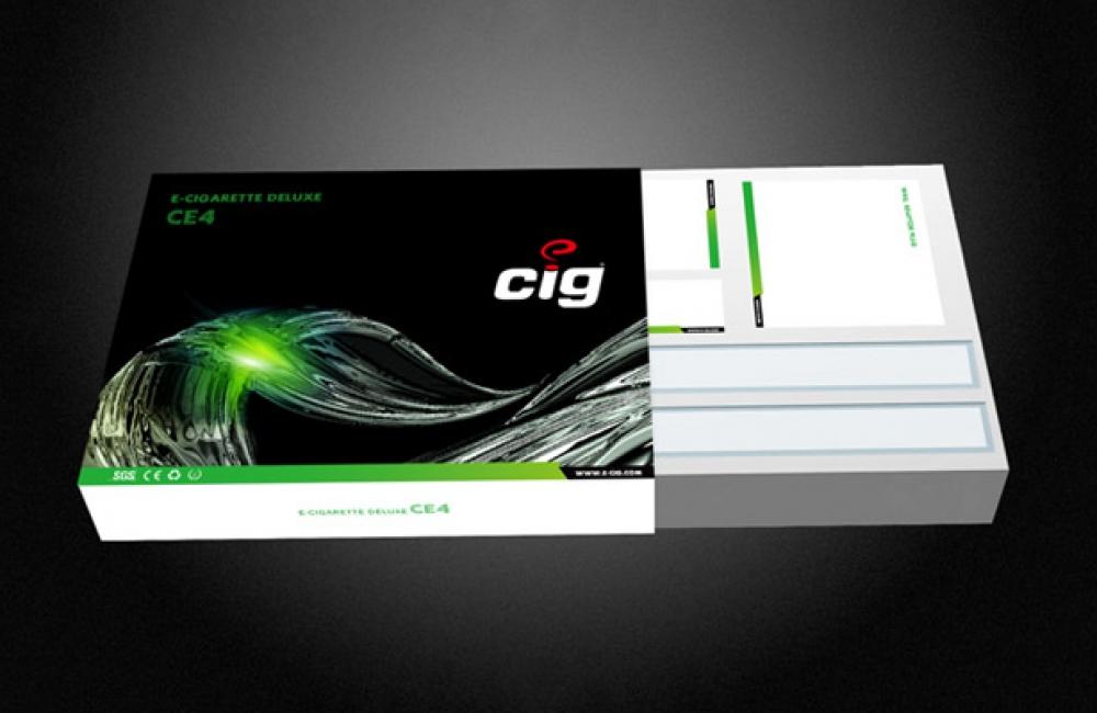 E-Cig 电子烟