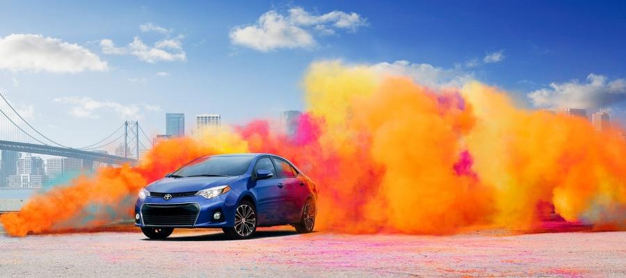 丰田汽车启动新的品牌视觉识别系统及logo